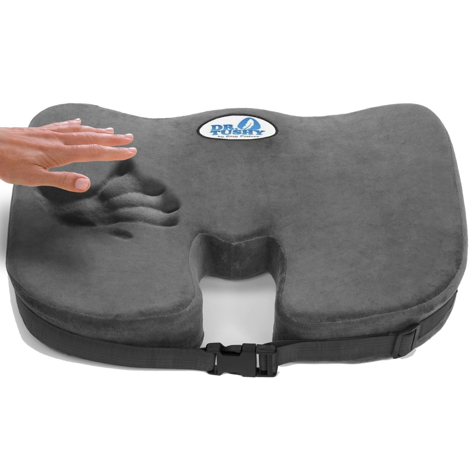 Wheel Chair Cushion Memory Foam Seat Cushion Pillow Relieve Pressure Pain For Wheel Chair Car Office