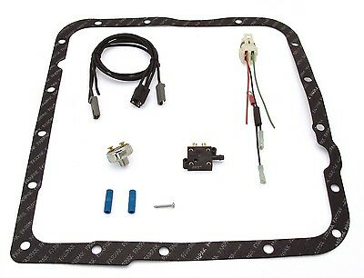 TCI 376600 Transmission Lockup Lock-up Wiring Kit for GM