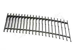 Genuine BMW E9 Coupe Hood Grille Vent Black Grill Right