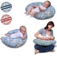 Boppy Pillow Slipcover Cover Classic Nursing Slip Baby ...
