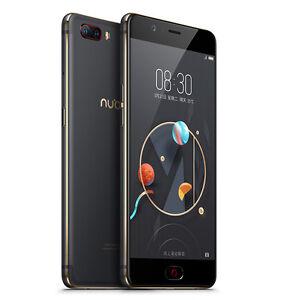 "ZTE nubia M2 5.5"" Snapdragon 625 Octa core Cell phone Dual Rear Camera 4GB RAM"
