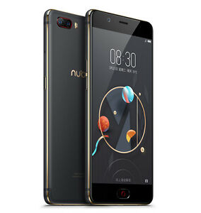 "ZTE nubia M2 5.5"" Snapdragon 625 Octa core Cell phone Dual Rear Camera 4GB RAM"