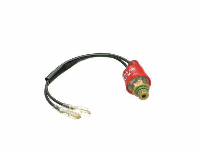 For 1990-1992 Mercedes 500SL A/C Temperature Switch