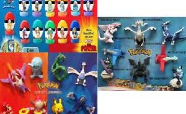 Mcdonald S Pokemon 2018 2015 2014 Choose Your Toy