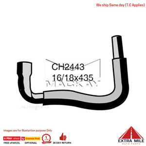 CH2443 Heater Hose for Holden Rodeo TF 3.2L V6 Petrol
