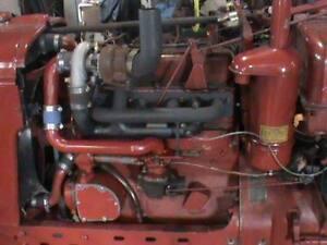 International 300 Utility Tractor Wiring Diagram Farmall H 350 Ebay