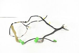 2006-2008 Subaru Forester XT Instrument Panel Wiring