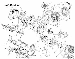 WORKSHOP MANUALE MORINI M1 ENGINE REED OFFICINA SERVICE