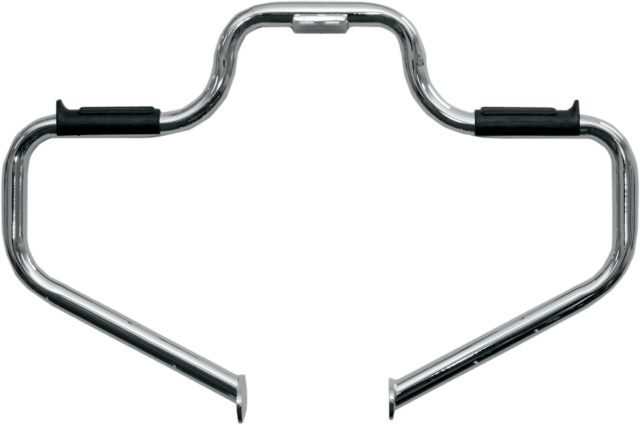 Lindby Chrome Steel Front Motorcycle Multibar Highway Bar