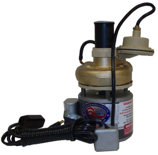 shellback laundry tray pump 1 8 hp 115 volt electric motor j2