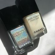 chanel holographic vernis nail