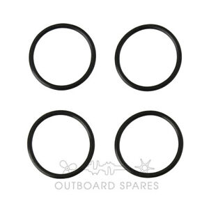 4 x Suzuki Button Anode Oring Seal for 4 Stroke Outboard