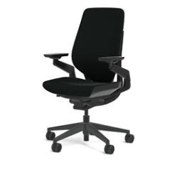 Steelcase Leap Chair V2 Review Swivel Base Uk New Gesture Adjustable Cogent Connect Shell Black Frame Licorice 619084046011 | Ebay