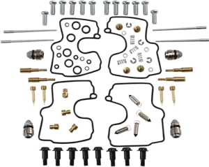 Parts Unlimited Carburetor Carb Rebuild Kit For 98-00