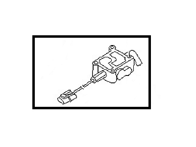 Genuine OEM Nissan 23781-1W600 Idle Air Control Valve