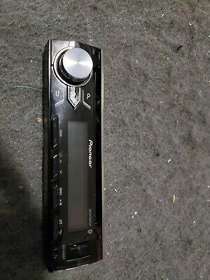 Pioneer Deh-x4900bt : pioneer, deh-x4900bt, Pioneer, DEH-X4900BT, FACEPLATE, TESTED