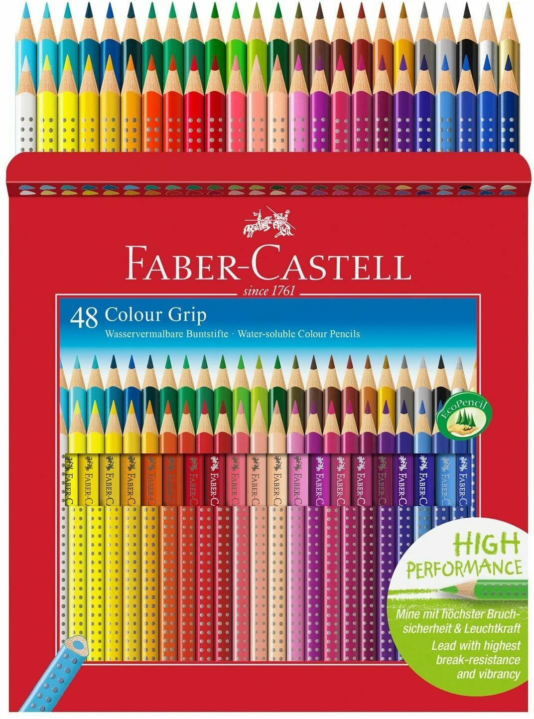 Faber Castell Crayon De Couleur : faber, castell, crayon, couleur, Faber-castell, Couleur, Crayon, 112449, Achetez
