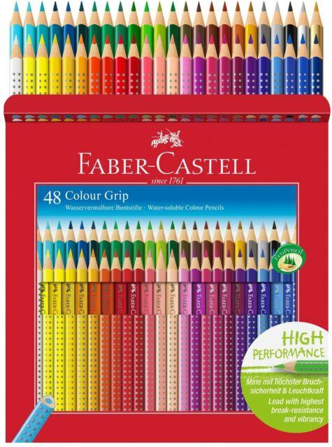 Crayons De Couleur Faber Castell : crayons, couleur, faber, castell, Faber-castell, Couleur, Crayon, 112449, Achetez