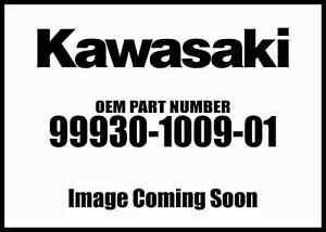Kawasaki 2014 '06 '13 Recgn Manual 99930-1009-01 New OEM