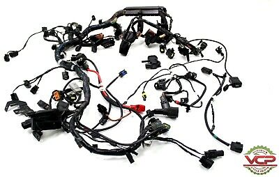 2017 TRIUMPH TIGER EXPLORER XCA ABS WIRING HARNESS WIRE
