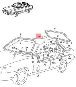Genuine Distance Piece Lower X5 VW AUDI SEAT SKODA Amarok