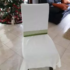 Chair Covers North East Wicker Chaise Lounge Chairs 10 X White With Green Chiffon Bows Other Home Decor