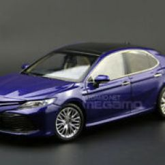 All New Camry 2018 Harga Toyota Grand Avanza 2015 1 18 Blue Diecast Full Open Ebay Image Is Loading