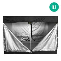 ONEDEAL EXTRA LARGE GROW TENT HYDRO ROOM MYLAR HYDROPONICS ...