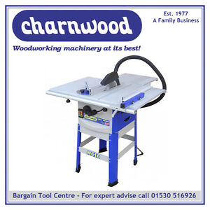 Charnwood Table Saw Fence