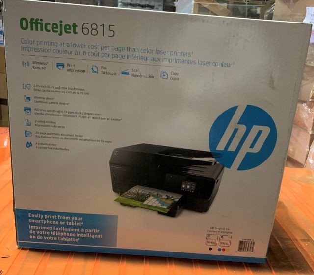 HP 29 All-In-One Inkjet Printer for sale online  eBay