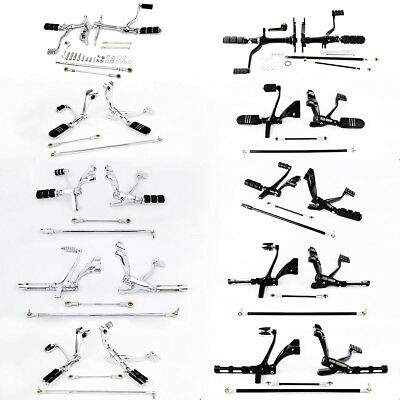 Forward Control Pegs Linkages For Harley Sportster XL 883