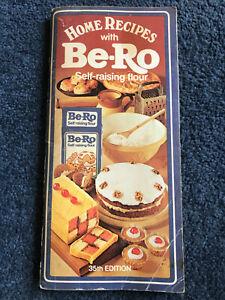 BE-RO recipe book: Home Recipes 35th Edition in colour. Reasonable condition | eBay