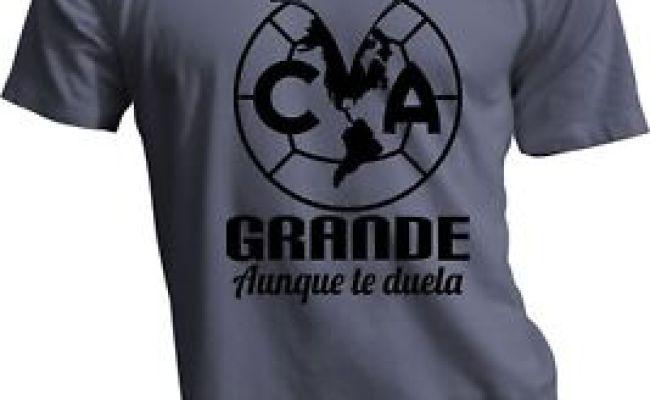 Club America Mexico Aguilas Camiseta Jersey T Shirt Odiame