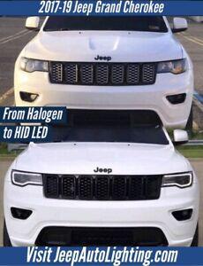2019 Jeep Grand Cherokee Spy Photos : grand, cherokee, photos, Jeep:, Grand, Cherokee, Headlights