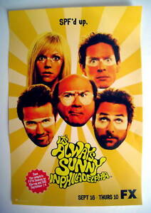 details about it s always sunny in philadelphia comic con sdcc promo poster danny devito its