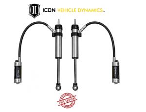 ICON 2.5 Series RR Rear Shocks w/ CDCV 0-3