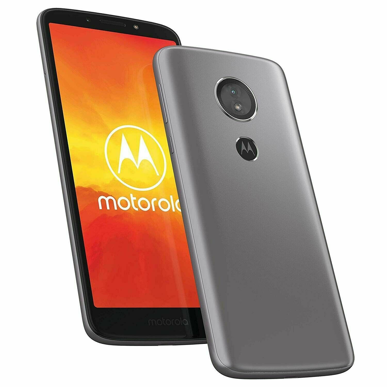 "Motorola Moto E5 DualSim 16 GB Handy LTE Android 2 GB Smartphone 5,7 ""13 MPX grau"
