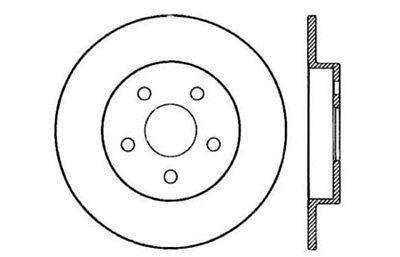 C-TEK Standard Disc Brake Rotor-Preferred fits 1988-1990