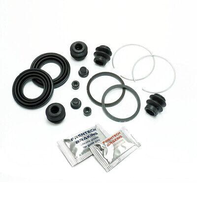 2x Rear brake caliper repair kits For: Nissan Xtrail 2000