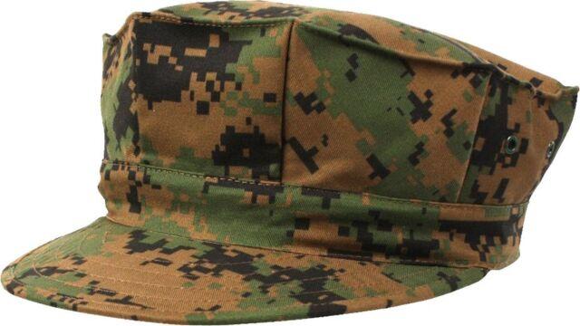 8 point fatigue hat