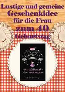 Lustige Bilder 40. Geburtstag Frau : lustige, bilder, geburtstag, Lustige, Geschenkidee, Geburtstag., Ideal, Geldgeschenk