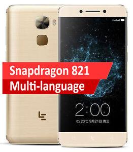 "Original Letv Pro 3 LeEco Le Pro 3 X720 5.5"" Snapdragon 821 4070mAh 4G LTE 128GB"