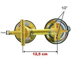 details sur robinet mitigeur douche mecanique inverseur 3 fonctions