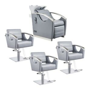 salon chairs for sale ikea padded chair covers beauty package deal equipment image is loading