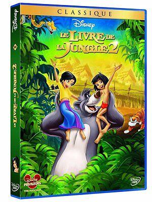 Livre De La Jungle 2 : livre, jungle, Jungle, Disney, Blister, 8717418402495
