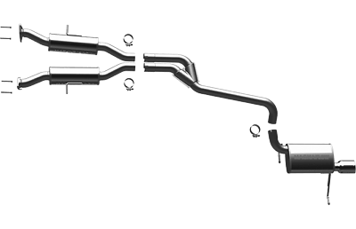 Magnaflow Performance Exhaust System for Jeep Grand