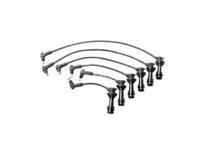 For 1987-1992 Toyota Supra Spark Plug Wire Set SMP 85976NM