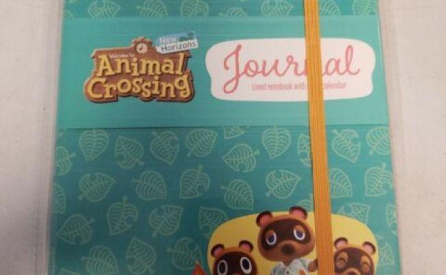 Animal Crossing New Horizons Nintendo Switch Target Exclusive Journal Ebay