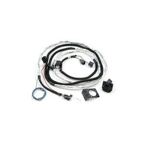 2007-2017 Jeep Wrangler 7 Way Round Trailer Tow Wiring