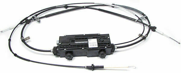 Land Rover Parking Brake Cable and Actuator (LR019223